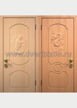Стальная дверь БК-28