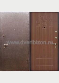 Дверь с отделкой крокодил - ДПН 03