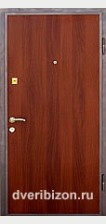 Стальная двери с ГЛ 3