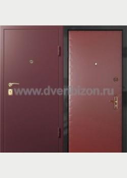 Стальная дверь ДЭ 02