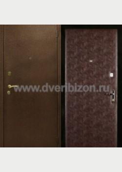 Стальная дверь ДЭ 06