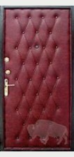 Дутая стальная дверь (3x4)