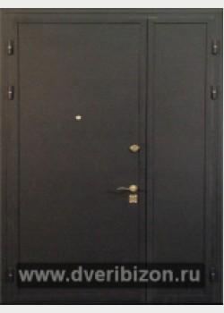 Дверь (ламинат и порошок)
