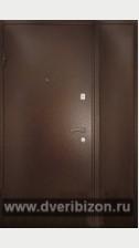Дверь (порошок с двух сторон) 2