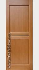 Межкомнатная дверь Классика 1 ДГСО (среднее остекление)
