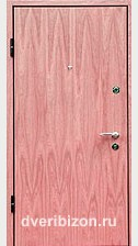 Стальная дверь с ГЛ 1